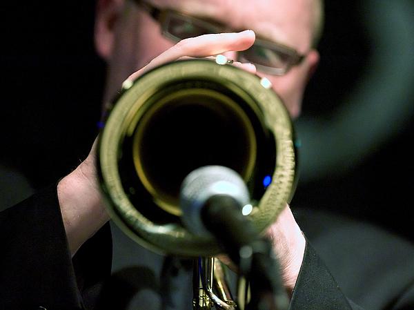 Thomas Marriott's trumpet