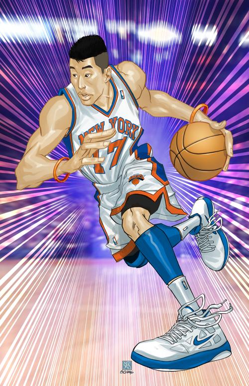 """""""Jeremy Lin"""""""