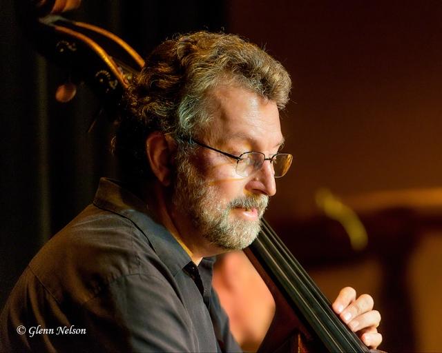 Chuck Deardorf on bass.