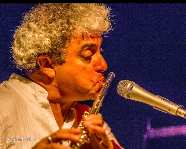 Jovino Santos Neto on the flute.