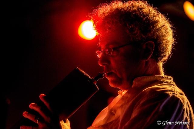 Jovino Santos Neto on the melodica.