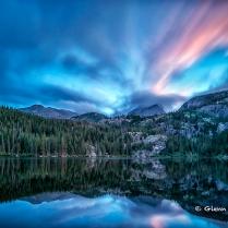 Bear Lake After Sunset
